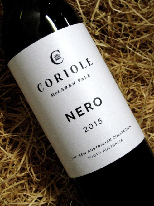 [SOLD-OUT] Coriole 'Nero' Nero d'Avola 2015