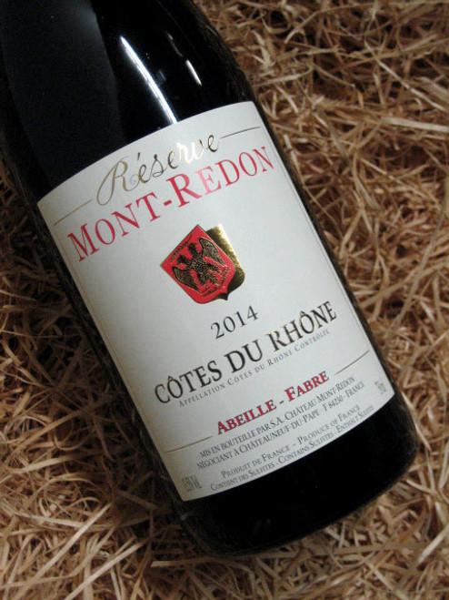 [SOLD-OUT] Chateau Mont-Redon Reserve Cotes du Rhone 2014