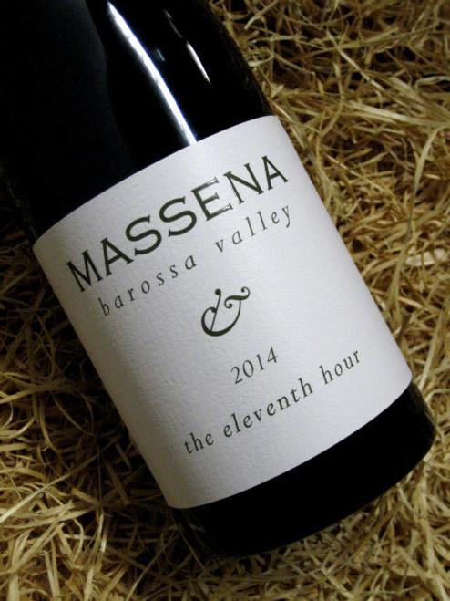 [SOLD-OUT] Massena The Eleventh Hour Shiraz 2014