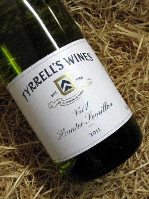 [SOLD-OUT] Tyrrell's Vat 1 Semillon 2011