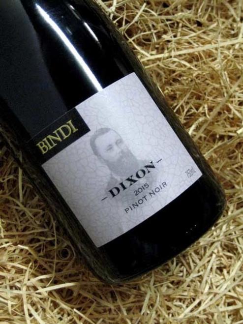 [SOLD-OUT] Bindi Dixon Pinot Noir 2015