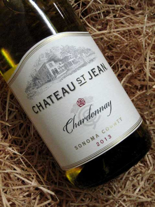 [SOLD-OUT] Chateau St Jean Sonoma Chardonnay 2013