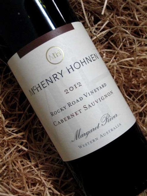 [SOLD-OUT] McHenry Hohnen Rocky Road Cabernet Sauvignon 2012
