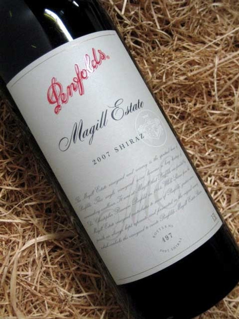 [SOLD-OUT] Penfolds Magill Shiraz 2007 1500mL-Magnum