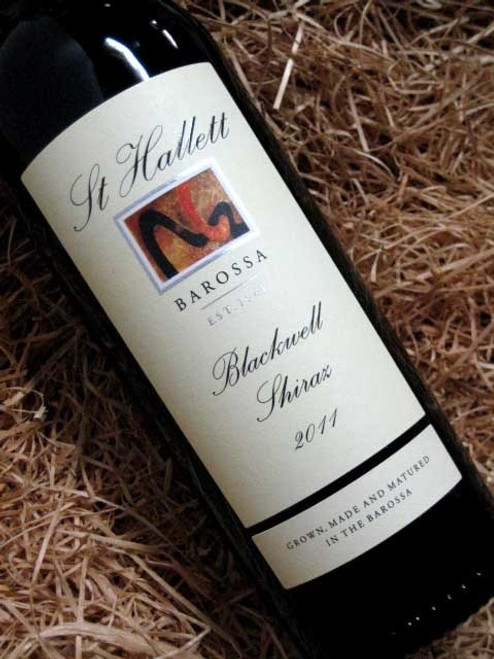 [SOLD-OUT] St Hallett Blackwell Shiraz 2011