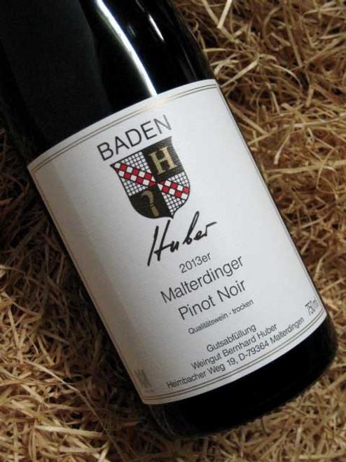 [SOLD-OUT] Bernhard Huber Malterdinger Pinot Noir 2013