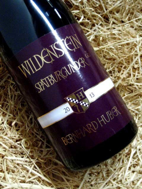 [SOLD-OUT] Bernhard Huber Wildenstein Reserve Pinot Noir 2012