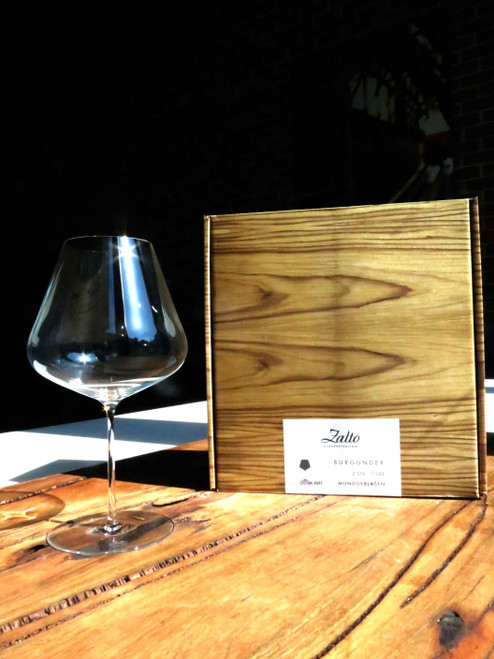 [SOLD-OUT] Zalto Burgundy Glass Twin Pack