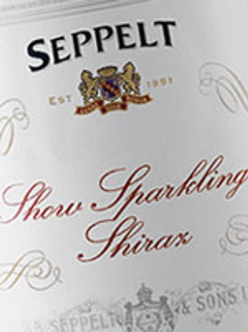 Seppelt Sparkling Show Shiraz 1993