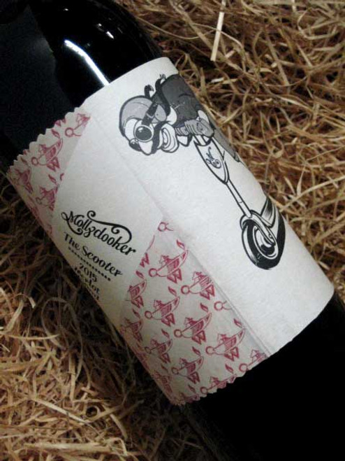 [SOLD-OUT] Mollydooker The Scooter Merlot 2015
