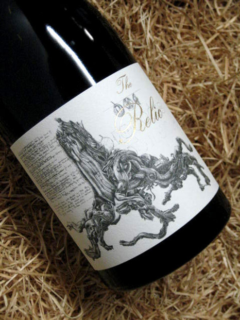 [SOLD-OUT] Standish The Relic Shiraz Viognier 2014