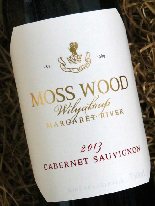 [SOLD-OUT] Moss Wood Cabernet Sauvignon 2013