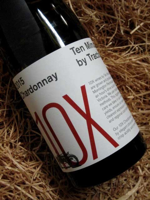 [SOLD-OUT] Ten Minutes By Tractor 10X Chardonnay 2015
