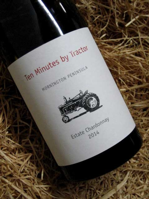 [SOLD-OUT] Ten Minutes By Tractor Estate Chardonnay 2014