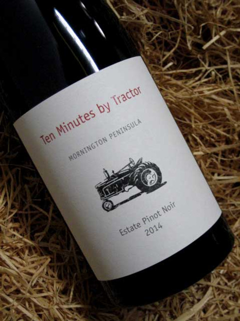 [SOLD-OUT] Ten Minutes By Tractor Estate Pinot Noir 2014