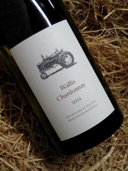 [SOLD-OUT] Ten Minutes By Tractor Wallis Chardonnay 2014