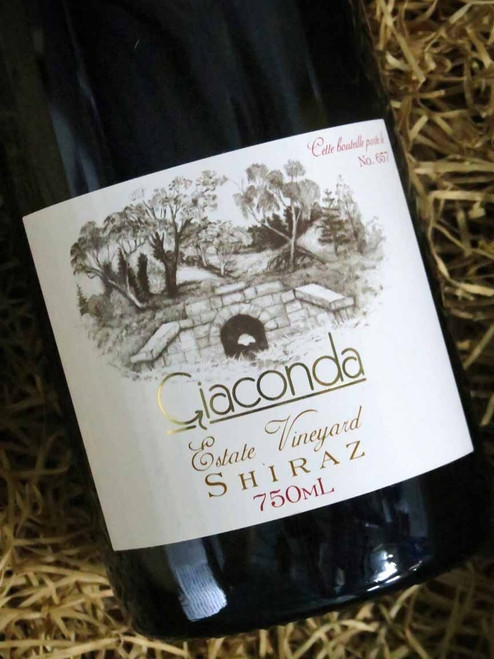 [SOLD-OUT] Giaconda Shiraz Estate Vineyard 2014