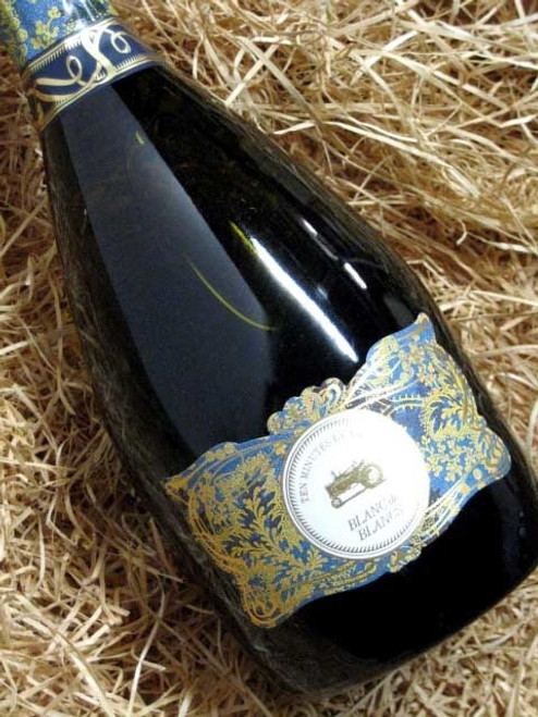 [SOLD-OUT] Ten Minutes By Tractor Blanc de Blancs Zero Dosage 2011