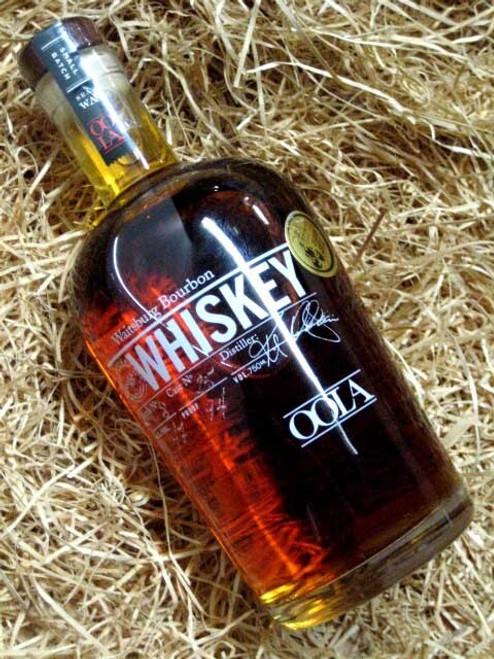 [SOLD-OUT] OOLA Waitsburg Organic Bourbon 750mL