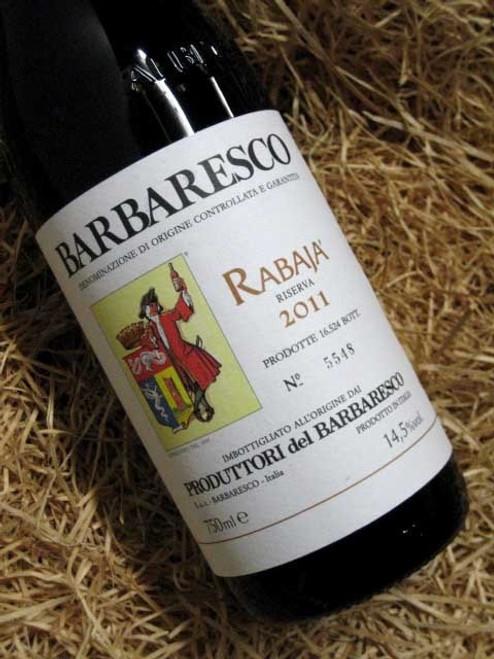 [SOLD-OUT] Produttori del Barbaresco Rabaja' Riserva 2011