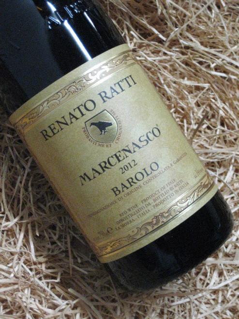[SOLD-OUT] Renato Ratti Barolo Marcenasco 2012