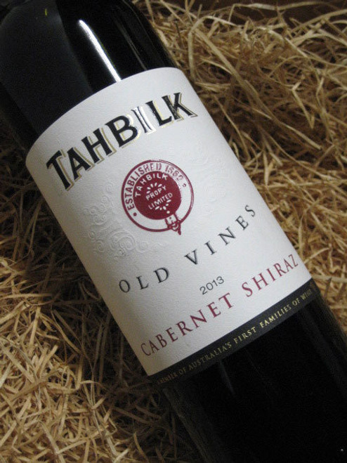 [SOLD-OUT] Tahbilk Old Vines Cabernet Shiraz 2013