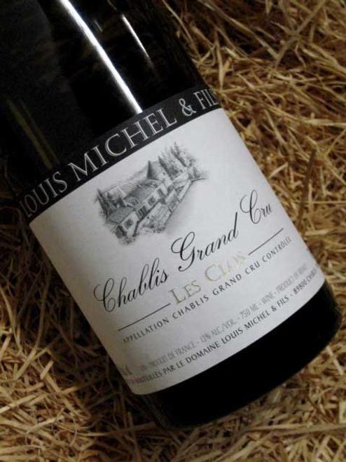 [SOLD-OUT] Louis Michel Les Clos Grand Cru Chablis 2013