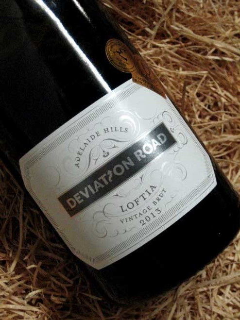 [SOLD-OUT] Deviation Road Loftia Pinot Noir Chardonnay Brut 2013