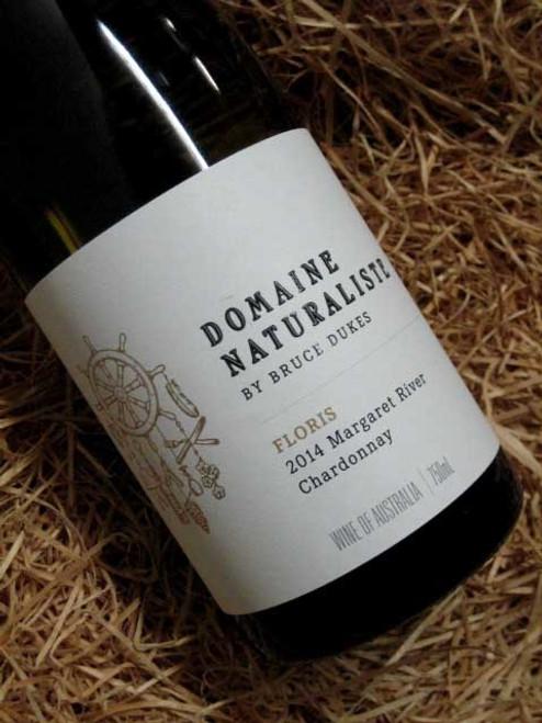 [SOLD-OUT] Domaine Naturaliste Floris Chardonnay 2014