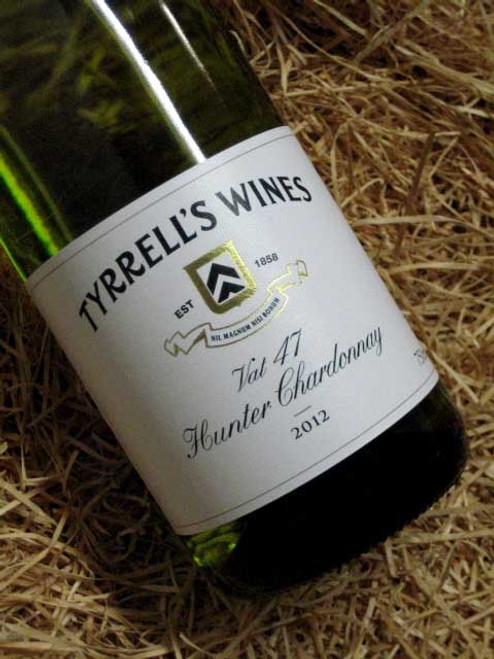 [SOLD-OUT] Tyrrell's Vat 47 Chardonnay 2012
