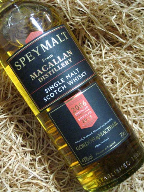 [SOLD-OUT] Gordon & Macphail Macallan Speymalt 2006 43%