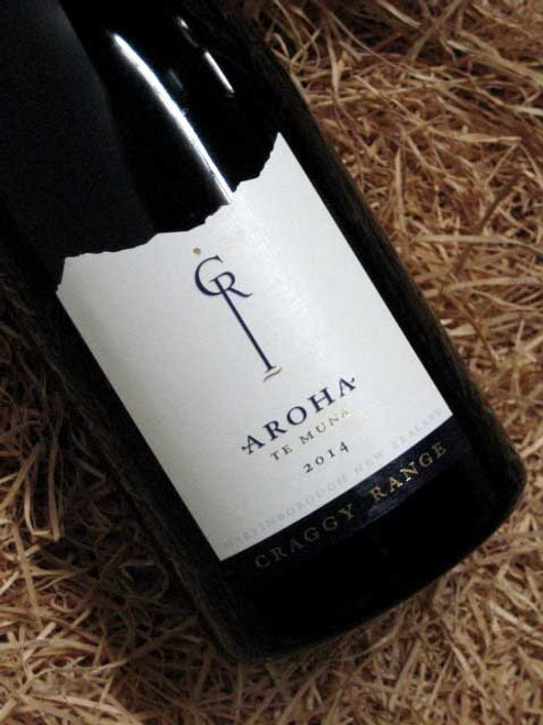[SOLD-OUT] Craggy Range Aroha Pinot Noir 2014