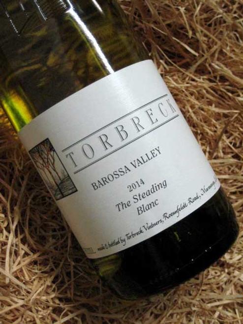 [SOLD-OUT] Torbreck Steading Blanc Marsanne Viognier Roussanne 2014