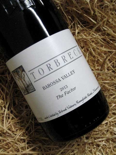 [SOLD-OUT] Torbreck The Factor Shiraz 2013
