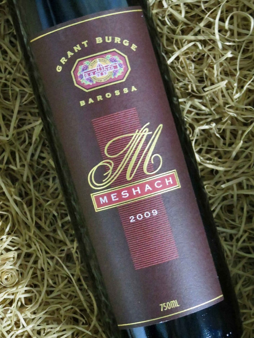 [SOLD-OUT] Grant Burge Meshach Shiraz 2009