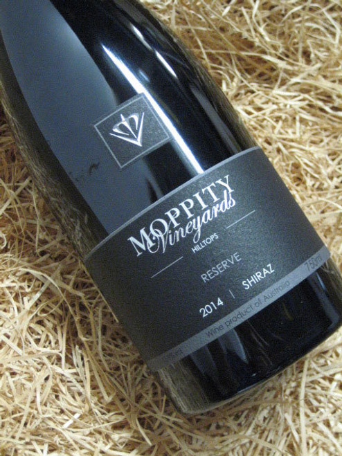 [SOLD-OUT] Moppity Hilltops Reserve Shiraz 2014