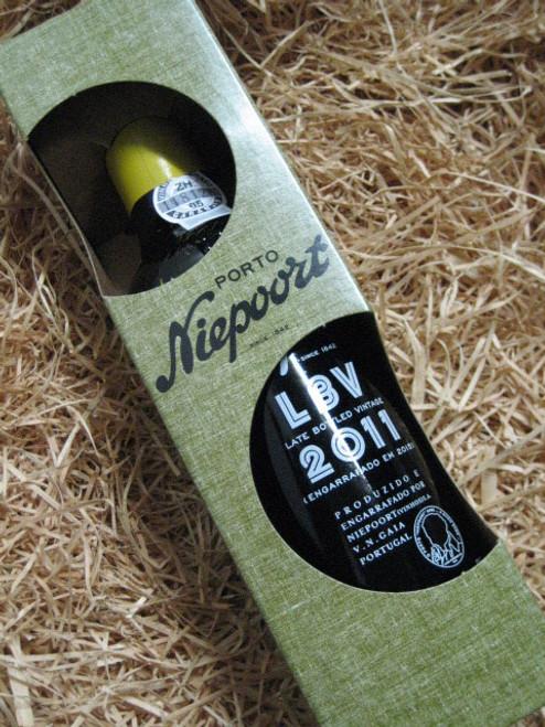 [SOLD-OUT] Niepoort Late Bottled Port 2011 375mL-Half-Bottle
