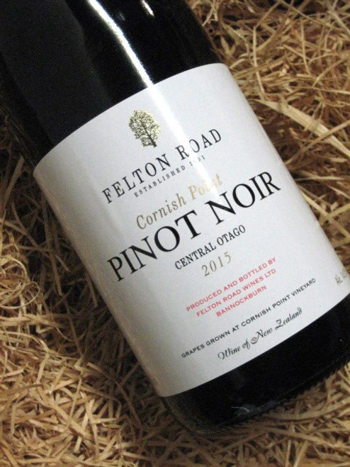 [SOLD-OUT] Felton Road Cornish Point Pinot Noir 2015