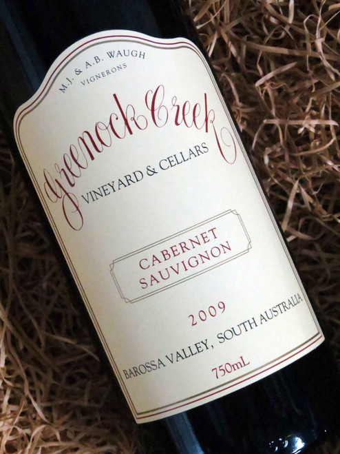 [SOLD-OUT] Greenock Creek Cabernet Sauvignon 2009
