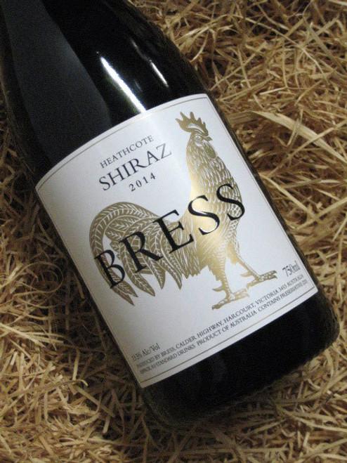 [SOLD-OUT] Bress Gold Chook Heathcote Shiraz 2014