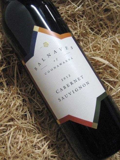 [SOLD-OUT] Balnaves Cabernet Sauvignon 2012