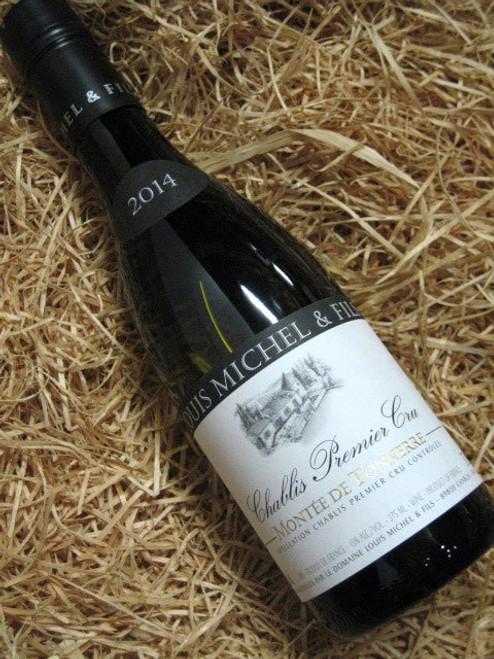 [SOLD-OUT] Louis Michel Premier Cru Montee de Tonnerre 2014 375mL-Half-Bottle