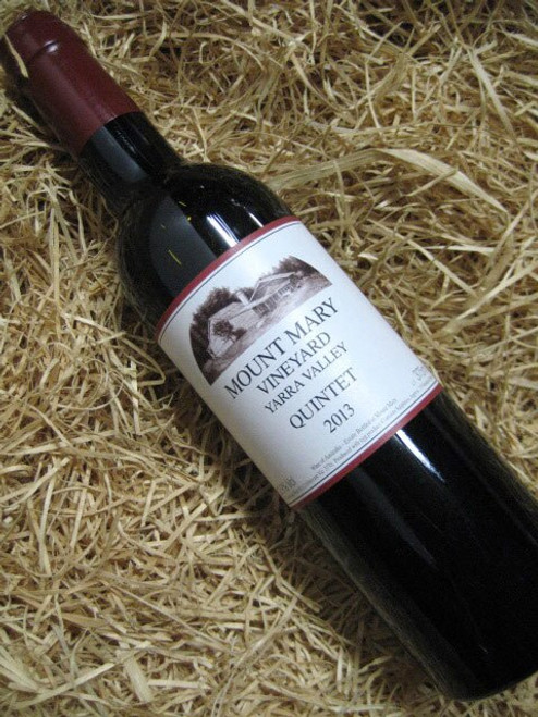 [SOLD-OUT] Mount Mary Quintet 2013 375mL-Half-Bottle
