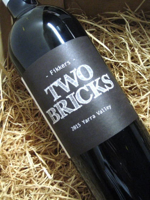 [SOLD-OUT] Fikkers Two Bricks Sauvignon Blanc Semillon 2015