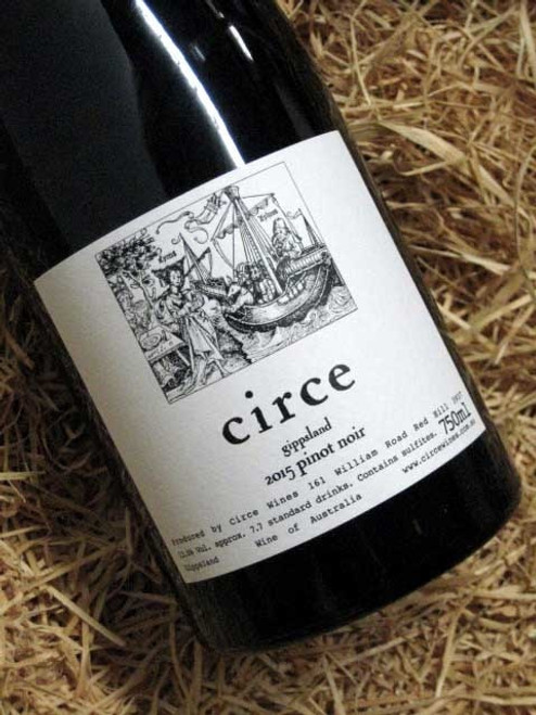 [SOLD-OUT] Circe Gippsland Pinot Noir 2015