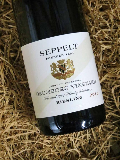 [SOLD-OUT] Seppelt Drumborg Riesling 2016