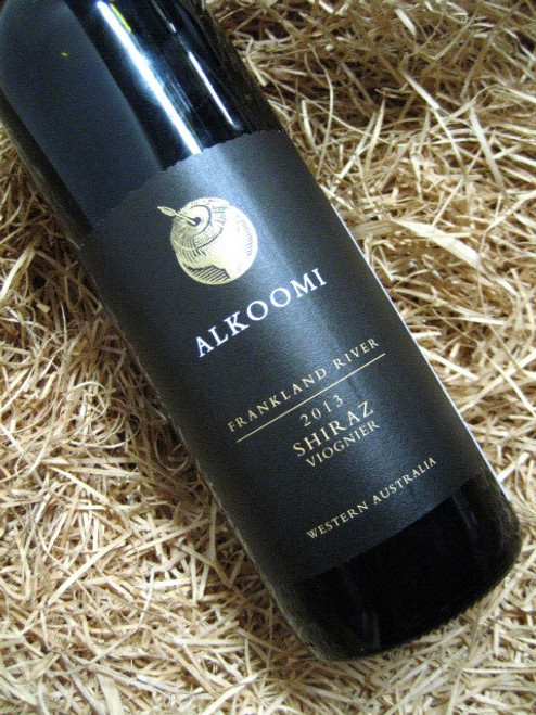 [SOLD-OUT] Alkoomi Black Label Shiraz Viognier 2013