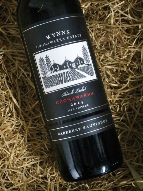 Wynns Black Label Cabernet Sauvignon 2014