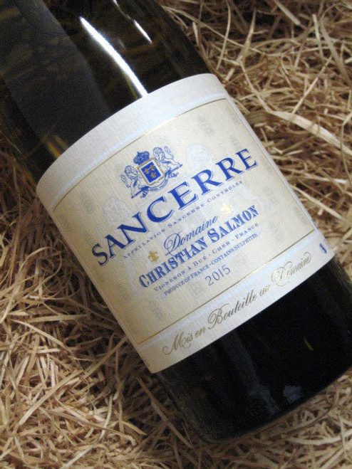 [SOLD-OUT] Dom. Christian Salmon Sancerre AC 2015