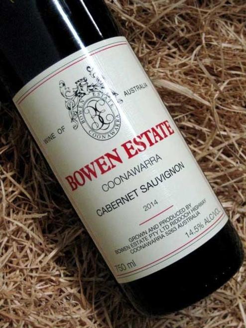 [SOLD-OUT] Bowen Estate Cabernet Sauvignon 2014